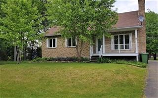 Maison de plain-pied à vendre, Drummondville
