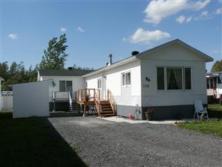 Maison mobile à vendre, Drummondville