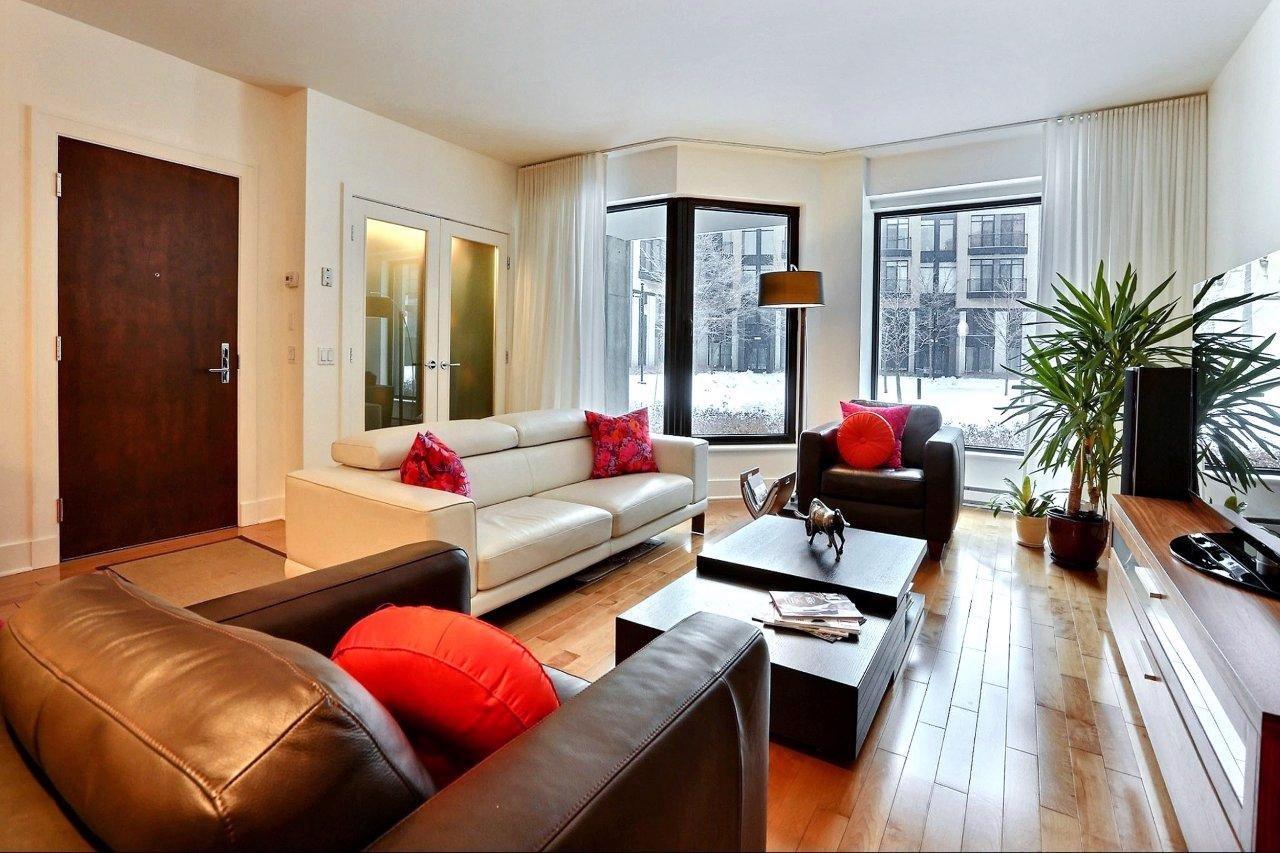 Appartement condo vendue le plateau mont royal montr al - Appartement meuble plateau mont royal ...