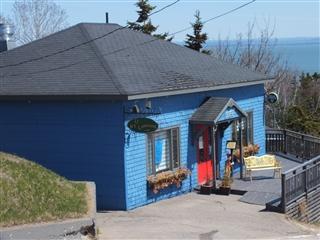 Bâtisse commerciale/Bureau à vendre, Saint-Irénée