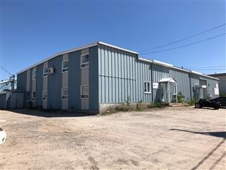 Bâtisse industrielle à vendre, Baie-Comeau