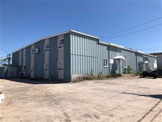 Industrial building for sale, Baie-Comeau