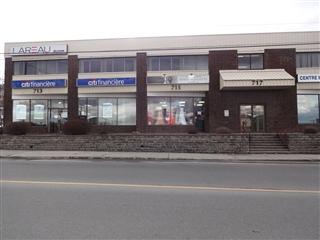 Location d'espace commercial/Bureau à louer, Gatineau