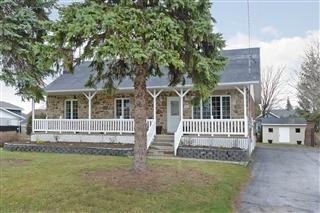Maison de plain-pied à vendre, Saint-Zotique