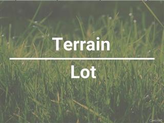 Terrain vacant à vendre, Prévost