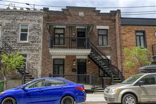 Duplex à vendre, Villeray/Saint-Michel/Parc-Extension