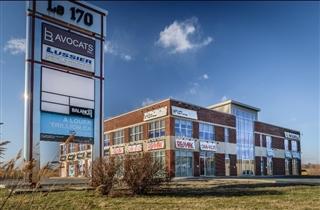 Bâtisse commerciale/Bureau à louer, Cowansville
