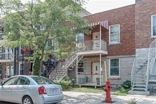 Duplex à vendre, Rosemont/La Petite-Patrie