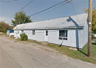 Maison de plain-pied à vendre, Fort-Coulonge