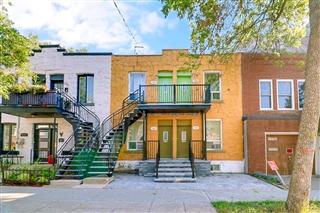 Quadruplex à vendre, Rosemont/La Petite-Patrie