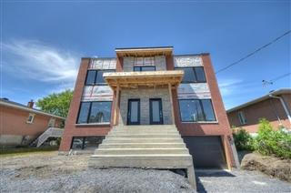 Duplex for sale, Brossard