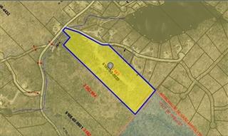 Terrain vacant à vendre, Saint-Hippolyte