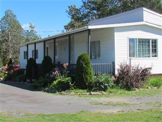 Mobile home for sale, Sainte-Angèle-de-Mérici