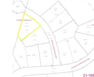 Terrain vacant à vendre, Sainte-Agathe-des-Monts
