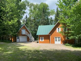 Maison à un étage et demi à vendre, Lac-des-Écorces