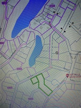Terrain vacant à vendre, Wentworth-Nord