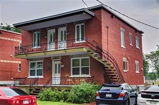 Triplex for sale, Québec