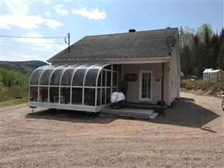 Maison à un étage et demi à vendre, Sainte-Rose-du-Nord