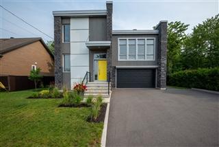 Maison à paliers multiples à vendre, Drummondville