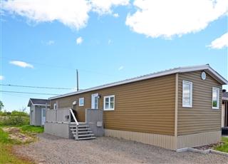 Maison mobile à vendre, Port-Cartier