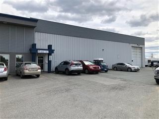 Location d'espace industriel à louer, Sherbrooke