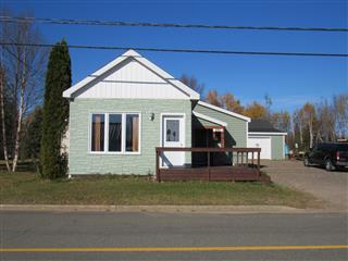 Bungalow for sale, Sept-Îles