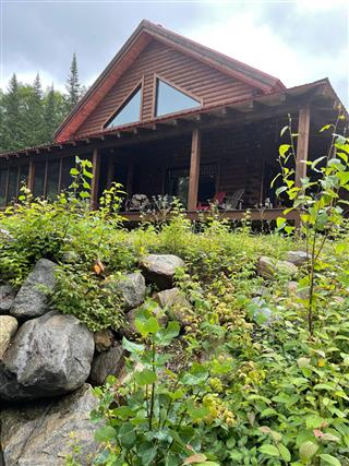 One-and-a-half-storey house for sale, Lac-Édouard