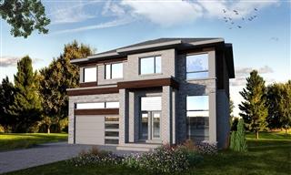 Maison à étages à vendre, Brossard