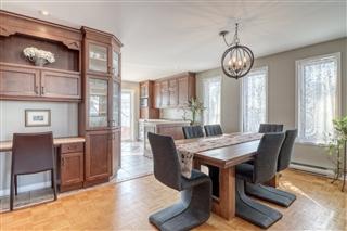 Maison de plain-pied à vendre, Boisbriand