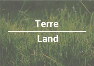 Terrain vacant à vendre, Rivière-Rouge
