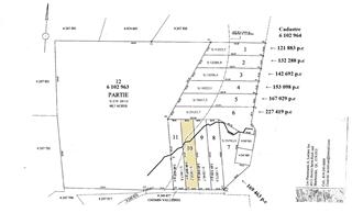 Terrain vacant à vendre, Sainte-Catherine-de-Hatley