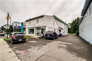 Bâtisse commerciale/Bureau à vendre, Gatineau