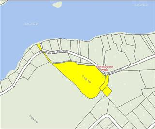 Terrain vacant à vendre, Saint-Sauveur