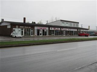 Location d'espace commercial/Bureau à louer, Sept-Îles