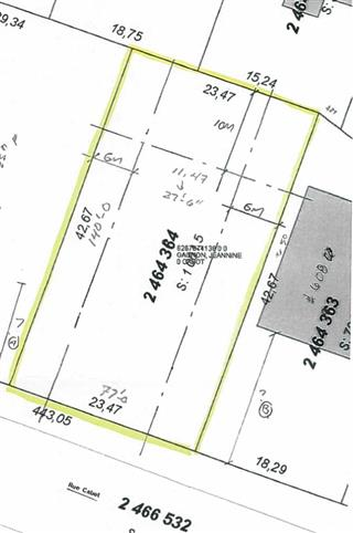 Terrain vacant à vendre, Saguenay