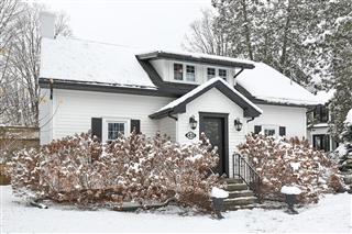 Maison à un étage et demi à vendre, Lac-Brome