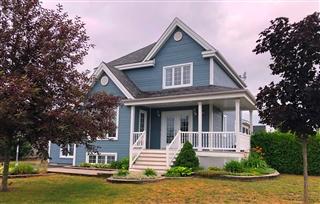 Maison à étages à vendre, Napierville