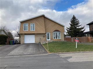Maison à étages à vendre, McMasterville
