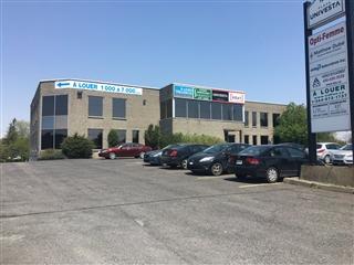 Bâtisse commerciale/Bureau à louer, Chambly