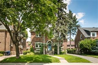 Maison à étages à vendre, Montréal-Ouest