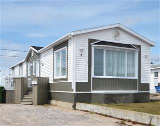 Mobile home for sale, Port-Cartier