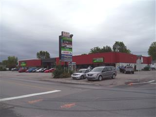 Bâtisse commerciale/Bureau à vendre, Saguenay