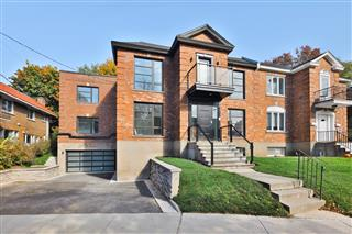 Duplex for sale, Côte-des-Neiges/NDG