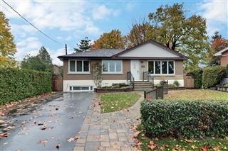 Maison de plain-pied à vendre, Laval-des-Rapides
