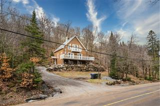 One-and-a-half-storey house for sale, Lac-Supérieur