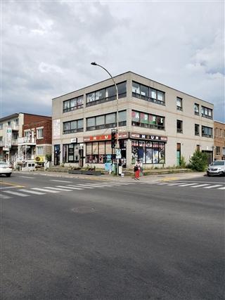 Bâtisse commerciale/Bureau à vendre, Villeray/Saint-Michel/Parc-Extension