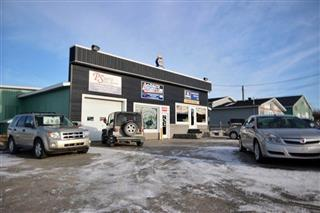 Commercial building/Office for sale, Saint-Anaclet-de-Lessard