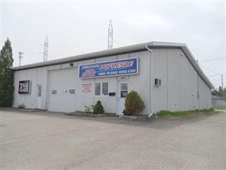 Industrial building for sale, Saguenay