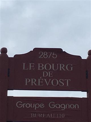 Location d'espace commercial/Bureau à louer, Prévost